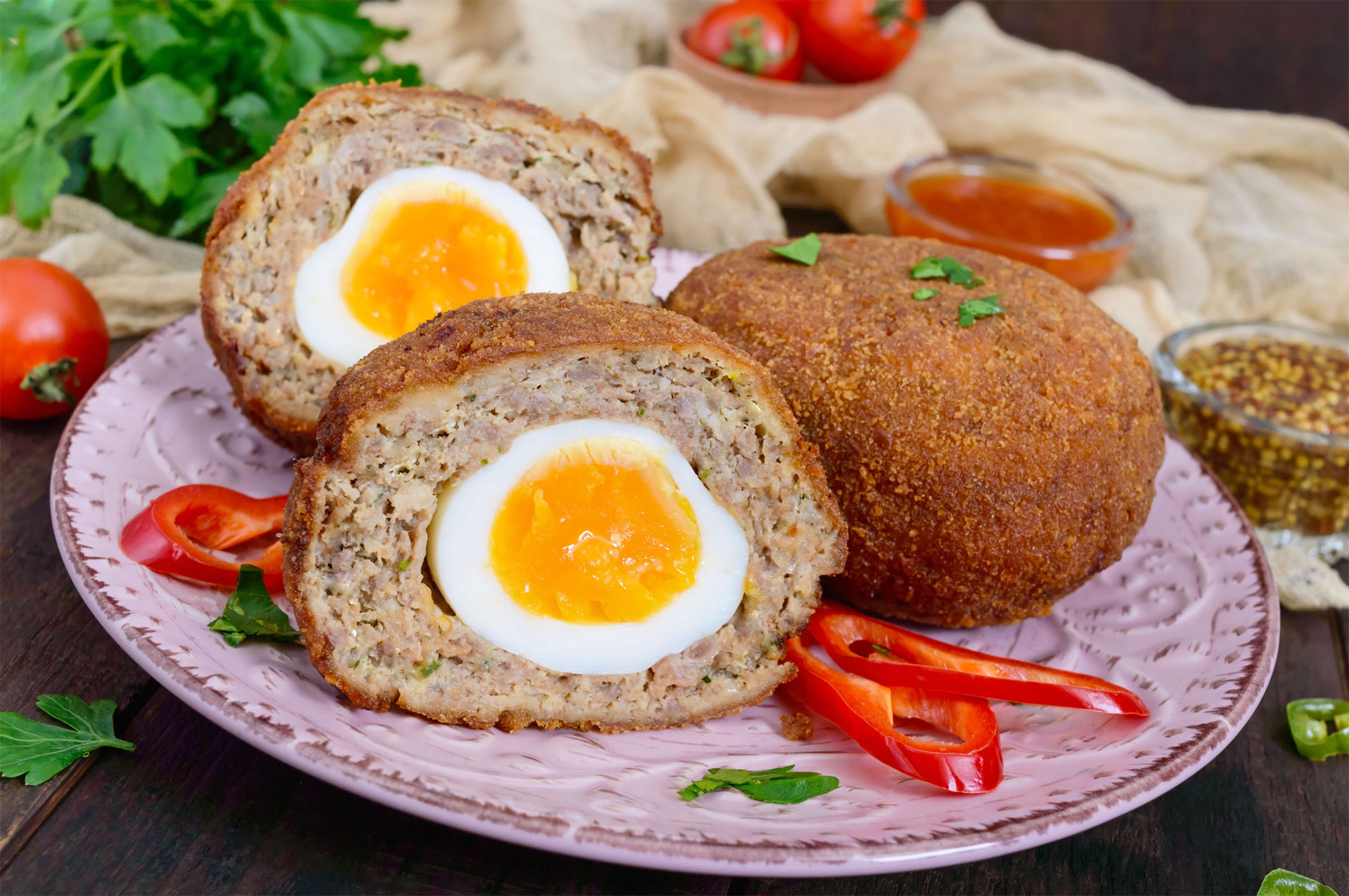 Scotch Egg – Scozia